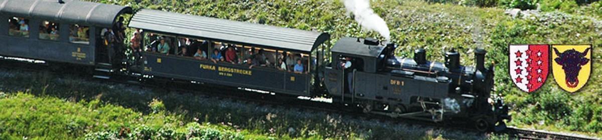 Dampfbahn Furka Bergstrecke (DFB)