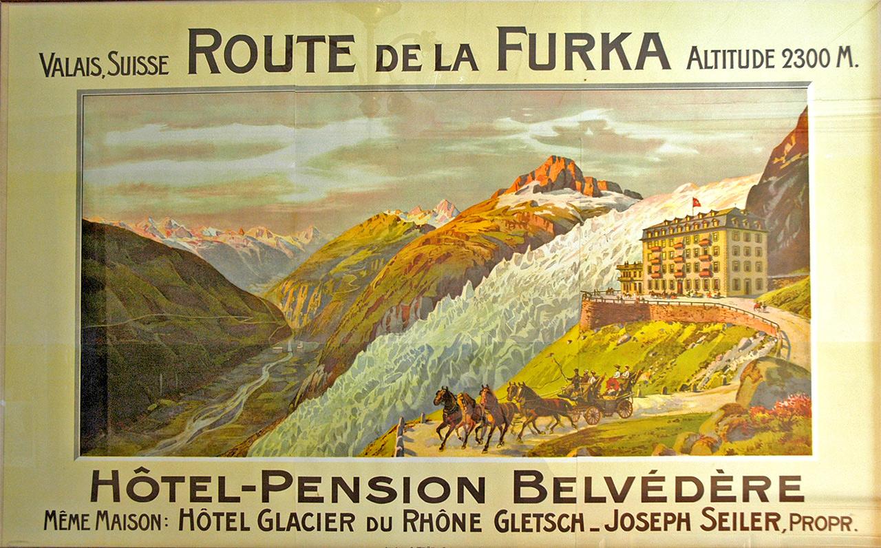 Hôtel-Pension Belvédère (1900)