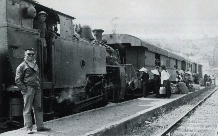 Locomotive SLM HG 4/4 n°40-308